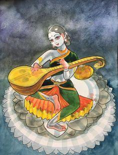 Saraswathi. #Deviseries