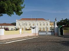Presidential Palace Cape Verde