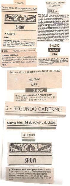 99/00/06 - O GLOBO e Jornal do Brasil
