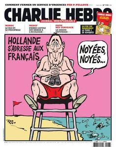 Charlie Hebdo Hollande