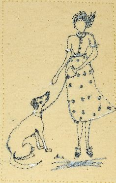 Betty and the Whippet: Michelle Holmes