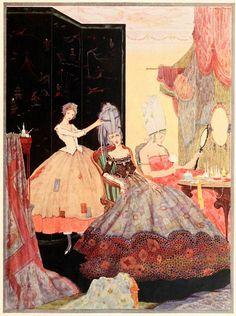 Cinderella ~ illustrated by Harry Clarke