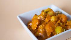 Gemüseeintopf - Ein exotisch angehauchter, herzhafter Eintopf, der satt macht! Der Gemüseeintopf lässt sich gut vorbereiten und schmeckt auch aufgewärmt herrlich.