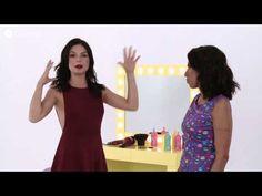Camarim Seda - Bate-papo e Penteado com atriz Ísis Valverde