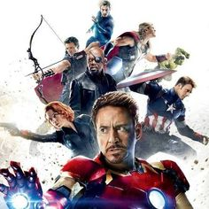 26 Fun Facts to Know Before You See Avengers: Age of Ultron