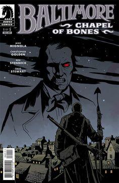 Review - Baltimore: Chapel of Bones #1 (of 2) (Dark Horse Comics)