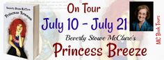 Reviews by Crystal: #GiveAway ~ PRINCESS BREEZE By Beverly Stowe McClu...