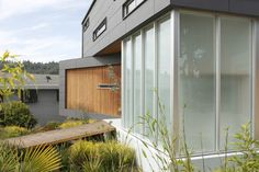 Green Roof House Design Ballard, WA |Natural Modern Architecture Firm