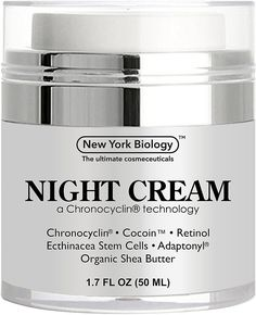 Age Advantage Skincare Aging Eraser W Retinol Night Cream w Emu Oil savex jar lip moisturizer 0.25oz (12 pieces) display-original