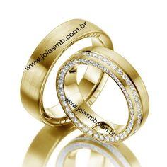 0b6164ac9d5 Detalhes do Produto  Par de alianças de casamento