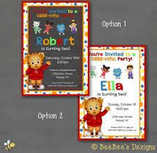 daniel tiger birthday - Google Search