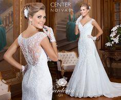 Gardênia 01 #vestidodenoiva #vestidosdenoiva #weddingdress #weddingdresses #brides #bride