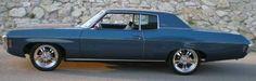 1969 Chevy Impala Blue $14,500 (my other (wishful) car!!)