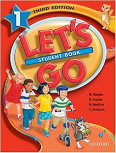 Oxford Let's Go 1 Student's Book Third Edition – Sách gáy xoắn, 70000 English Books For Kids, English Story Books, Learn English For Free, English Writing Skills, Kids Story Books, Teaching English, English To Urdu Dictionary, English Textbook, English Phrases