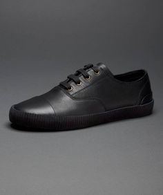 MENS FASHION //Fred Perry - 60 Year Wardour Leather Shoe - Limited Edition
