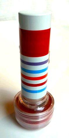 Bonne Bell Lip & Cheek Color Combo, 1970's Bonne Bell, Cosmetic Packaging, Color Combos, Lips, Cosmetics, Makeup, Beauty, Vintage, Design