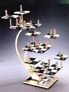 Tri Dimensional Chess