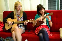 Garfunkel and Oates. If you do not like them, you are wrong.