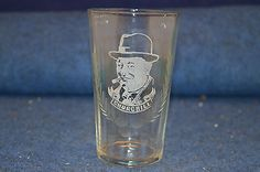 Rare ww2 world war 2 #winston churchill tumbler #1940's drinking #glass rd5031,  View more on the LINK: 	http://www.zeppy.io/product/gb/2/371567388715/