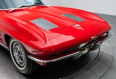 Absolutely stunning! To understand how the ultra-rare 1963 #Corvette Z06 came into existence, you have to step back a decade earlier 24 hours of #LeMans. Click here to find out the full story: www.ebay.com/itm/Chevrolet-Corvette-Z06-1-of-199-NCRS-Top-Flight-Corvette-Z06-Split-Window-FI-/201069163760?forcerrptr=true&hash=item2ed0a7f4f0&item=201069163760&pt=US_Cars_Trucks?roken2=ta.p3hwzkq71.bdream-cars