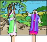 14 Best ABRAHAM & LOT'S SEPERATION !!! images   Abraham ...