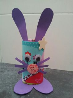 easter bunny children crafts