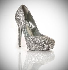 Custom Rhinestoned Shoes by Two Fifty Seven by twoFiftySeven, $100.00