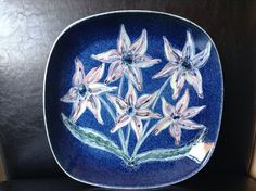 """JO IOW JO LESTER ISLE OF WIGHT POTTERY LARGE 10"""""""