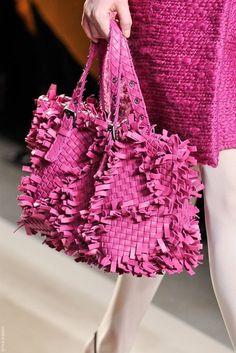 Many shades of pink!