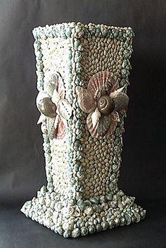 Seashell Bathroom Accessories Decor | Candle Holders | Seashell Mirrors  vase
