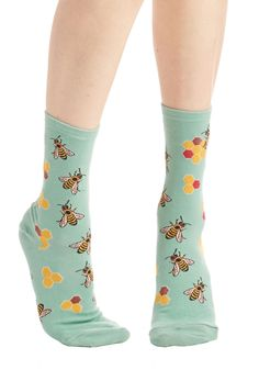 What's the Buzz? Socks