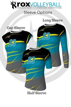 Shade Women's Sublimated Volleyball Jersey | R012