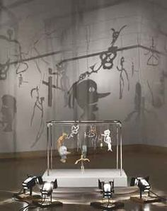 Christian Boltanski, Théâtre d'ombres (Theatre of Shadows)