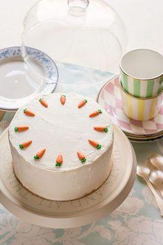 Carrot cake. Tarta de zanahoria paso a paso