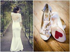 Pantof mireasa - foto