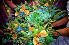 succulant bouquets