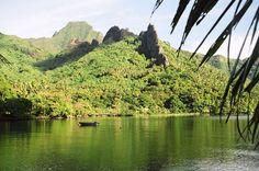 Album Tahiti / Bahía - Baie de Cook