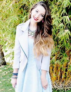 Zoë is so beautiful