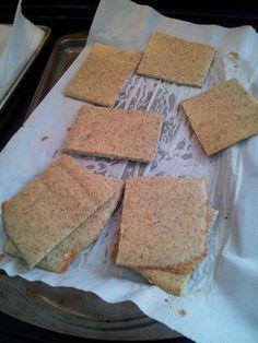 Keto Egg Almond Bread