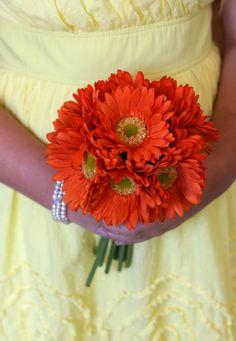 Bridesmaids - maybe add pink???