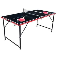 Harvil Mid Size Table Tennis Table (bestseller)