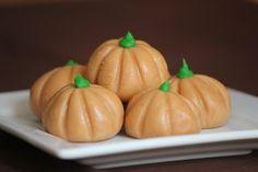 Peanut Butter Pumpkin Bites | Brie's Bites