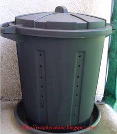 fabriquer un composteur de balcon semer la folie. Black Bedroom Furniture Sets. Home Design Ideas