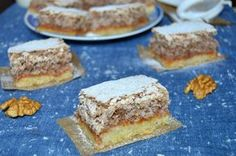 Secuiasca cu cocos Romanian Food, Cheesecakes, Banana Bread, Cake Recipes, French Toast, Good Food, Cooking Recipes, Sweets, Homemade