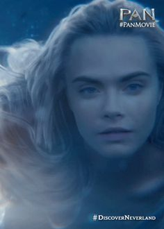Cara is a mermaid. I repeat: Cara. Pan Movie, Movie Tv, Movies Showing, Movies And Tv Shows, Levi Miller, Coming To Theaters, Mermaid Lagoon, Mermaids And Mermen, Movies