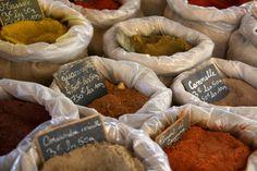 Market Spices #Foodi
