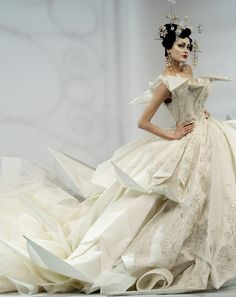 Christian Dior by John Galliano 2007