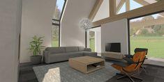 Moderne schuurwoning te Dalfsen | Korfker Architecten