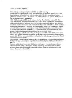 ba3335c2e55 Popis na čepičku Myšák – hluzdionv – album na Rajčeti