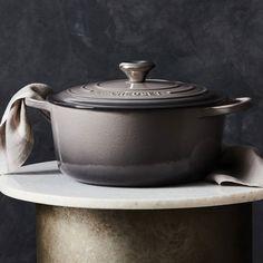 Le Creuset Noodle//Rice Bowls 19 cm L size Soup Bowl Gray Limited ver.